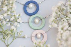 Porseleinen sieraden - De sieraden van Loes Theunissen! Washer Necklace, Jewelry, Diy Kid Jewelry, Jewlery, Jewerly, Schmuck, Jewels, Jewelery, Fine Jewelry