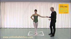Learn Ballet ballet dictionary Grand Plie