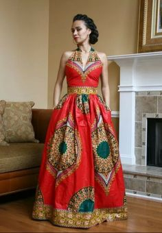 african print dresses African print dresses can be styled in a plethora of ways. Ankara, Kente, & Dashiki are well known prints. See over 50 of the best African print dresses. African Print Clothing, African Print Dresses, African Dresses For Women, African Attire, African Wear, African Fashion Dresses, African Women, African Prints, Ghanaian Fashion