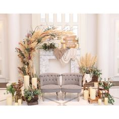 Banquet, Oversized Mirror, Sofa, Engagement, Party, Table, Wedding, Furniture, Home Decor