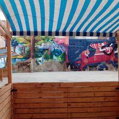 Arte urbano en el espacio Circo Social de la calle Las Armas #zaragoza #regalazaragoza #zaragozapaseando #zaragozaturismo #zaragozadestino #miziudad #zaragozeando #mantisgram #magicaragon #loves_zaragoza #loves_aragon #igerszaragoza #igerszgz #igersaragon #instazgz #instamaños #instazaragoza #zaragozamola
