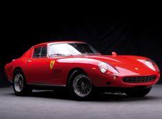 '66 Ferrari 275 GTB/4 #ooowwwwwbaby