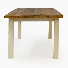 Reclaimed Wood Table Country Kitchen / Farmhouse by robrray, $1195.00