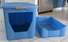 Covered or Uncovered Litterboxes: Do Cats Have a Preference? | Animal Behavior and Medicine Blog | Dr. Sophia Yin, DVM, MS.  Cats were provided 2 inches of litter in either a 10 inch tall box, or a taller covered box.  In general, cats have no preference for covered or uncovered boxes -- although a few individuals did.