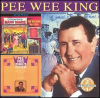 """Though little-known today, Pee Wee King was a bandleader who helped modernize country music by adding electric instruments. Even more enduring, perhaps, is the fact that he helped write """"Tennessee Waltz."""" Biggest Hits/Country Barn Dance is a two-fer from RCA's back catalog, and offers a good snapshot of King's popular style of Western swing."""