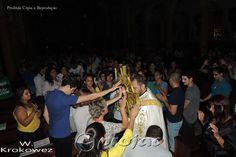 Encerramento do Cerco de Jericó na Catedral de Jacarezinho - http://projac.com.br/noticias/encerramento-cerco-de-jerico-na-catedral-de-jacarezinho.html
