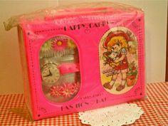 Vintage Japan Retro Girl Anime Cappy Cappy Toy by ggsdolls on Etsy