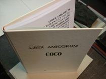 liber amicorum afscheidsboek collega