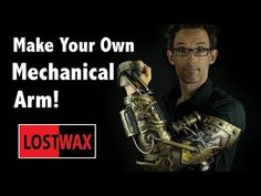 (19) How to make this sweet steampunk cyborg arm cosplay with foam and hot glue! Fidget spinner fail - YouTube