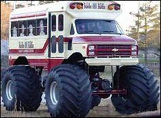 Redneck School Bus 2