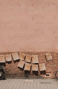 Earthy tones in the Marrakech medina - by Leonie Zaytoune - - Cream Aesthetic, Brown Aesthetic, Aesthetic Collage, Marrakesh, Medina Morocco, Photo Wall Collage, Picture Wall, Casablanca, Aesthetic Backgrounds