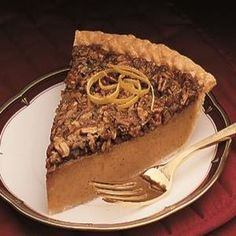 Eagle Brand® Sweet Potato Pecan Pie