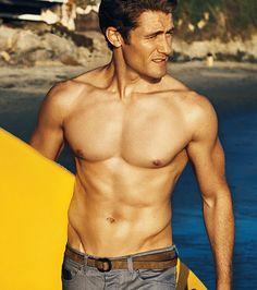 Shirtless Hunks!: Matthew Morrison
