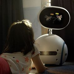ASUS Zendo Is The Robot Friend We Imagined Having As A Child -  #robot #smart