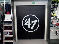 #tlač #nálepka #výklad #samolepka #dvere Creative Advertising, Bratislava, Buick Logo