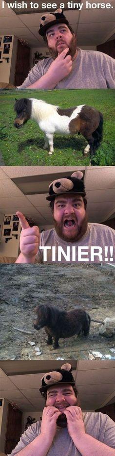TINIER!