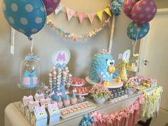 Aniversário de 1 ano da Melissa
