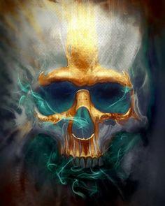 Bild Tattoos, Skull Anatomy, Skull Island, Santa Muerte, Crystal Skull,  Grim Reaper, Human Skeleton, Skeleton Bones, Human Skull 9efe8ca09a