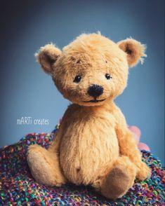 #teddy Bunny, Miniatures, Teddy Bear, Toys, Cute, Bears, Animals, Friends, Activity Toys
