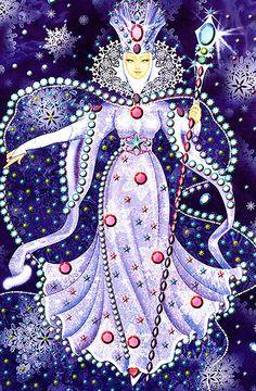поделки по сказке андерсена снежная королева - Поиск в Google