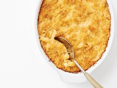 The BEST Mac and Cheese! Crispy Baked Macaroni and Cheese Recipe Food Network Recipes, Cooking Recipes, Healthy Recipes, Macaroni Cheese Recipes, Pasta Recipes, Mac Cheese, Crispy Mac And Cheese Recipe, Cheese Food, Appetizer Recipes