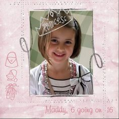 'Maddy 6 going on 16' by www.harryandfloss.co.uk, via Flickr