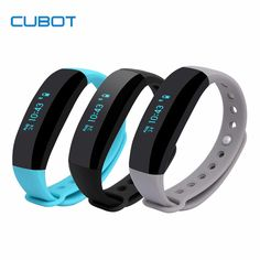 Cubot V2 Waterproof Smart Band Intelligent Reminder Heart Rate Sleep Monitor Wristband for IOS Android