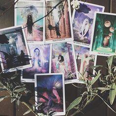 starchild tarot  https://www.instagram.com/starchildtarot/