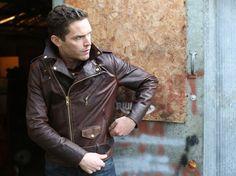 schott brown leather perfecto - Szukaj w Google