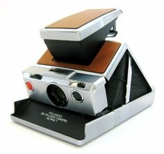 Polaroid SX-70 Alpha Instant Folding Camera ($90.00) - Svpply