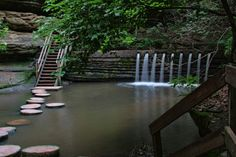 Matthiessen State Park Is An Stunning Oasis Hiding In Illinois Weekend Trips, Day Trips, Starved Rock State Park, Forest Preserve, Summer Bucket Lists, Vacation Places, Future Travel, State Parks, Illinois