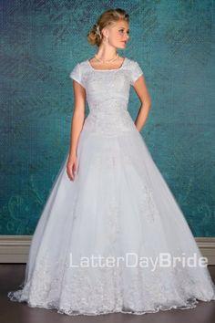 Auburn - Wedding Dress Front