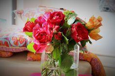 fleur du jardin pour ambiance parfumée à la boutique