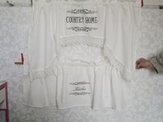 rosali scheibengardine 2 tlg gardine  von toertchenfrau via dawanda.com