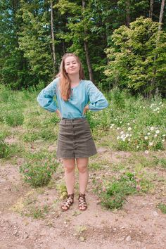 Friday Top Five Edit: Denim Skirts | Hey Its Camille Grey #denimskirts #topfive #weeklyfavs