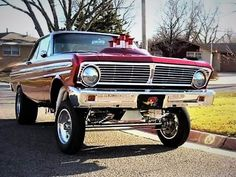 Read our web page for a lot more information on this astounding classic ford autos Ford Falcon, Old School Muscle Cars, Burn Out, Ford Classic Cars, Mustang Cars, Vintage Trucks, Vintage Auto, Vintage Racing, Us Cars