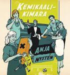 Kemikaalikimara. Anja Nystenin blogi. Grease, Comic Books, Comics, Reading, Cover, Reading Books, Cartoons, Cartoons, Comic