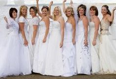 Wedding Dresses for Older Brides This pin has great links for lots of destination dresses.