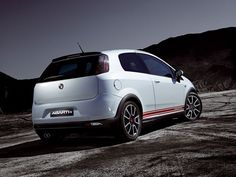 Abarth Grande Punto Picture #4, 2008
