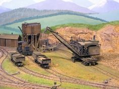 S Scale Model Railway Society Gallery 20
