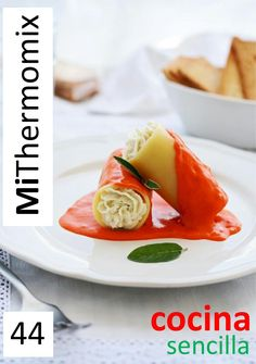 Cocina sencilla by Montserrat Reyes - issuu Best Cooker, Mexican Food Recipes, Ethnic Recipes, Canapes, Christmas Morning, Pasta Dishes, Love Food, Make It Simple, Food And Drink