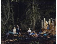 The Vampires' Picnic 1991- Jeff Wall.  Art Experience NYC  www.artexperiencenyc.com/social_login/?utm_source=pinterest_medium=pins_content=pinterest_pins_campaign=pinterest_initial