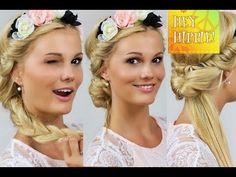 16 Besten Frisuren Bilder Auf Pinterest Hair Makeup Hair And
