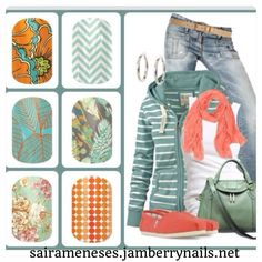 Saira Meneses, Jamberry Nails Independent Consultant