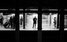 NYC SUBWAY by Bobi Dojcinovski, via 500px