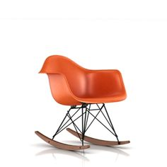 Eames Molded Fiberglass Armchair Rocker Base - Lounge & Living - Chairs -  Herman Miller Official Store