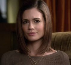 Melissa Hastings (Pretty Little Liars) Short Hair