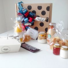 Box Desayuno caja 25x25 cm Gift Wrapping, Box, Gifts, Gourmet, Breakfast, Gift Wrapping Paper, Presents, Boxes, Gifs