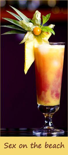A tropical taste… Ingredients 1 1/2 oz vodka 2 oz orange juice 2 oz cranberry juice 1 oz peach schnapps maraschino cherry and orange slice for garnish source: http://www.drinksmixer.com/drink583.html#ixzz3PYF3Fwrd Related