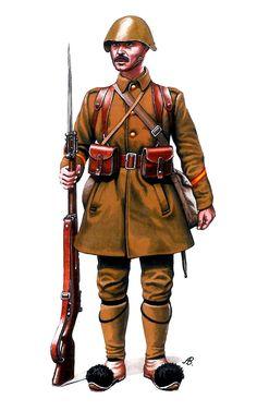 Greek Soldier ww2 - pin by Paolo Marzioli